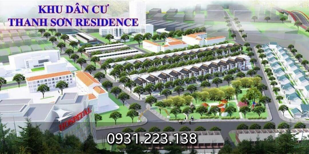 Banner Thanh Son Residences